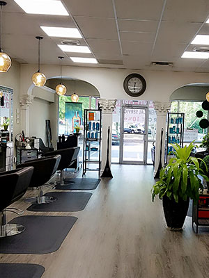 Local Beauty salons